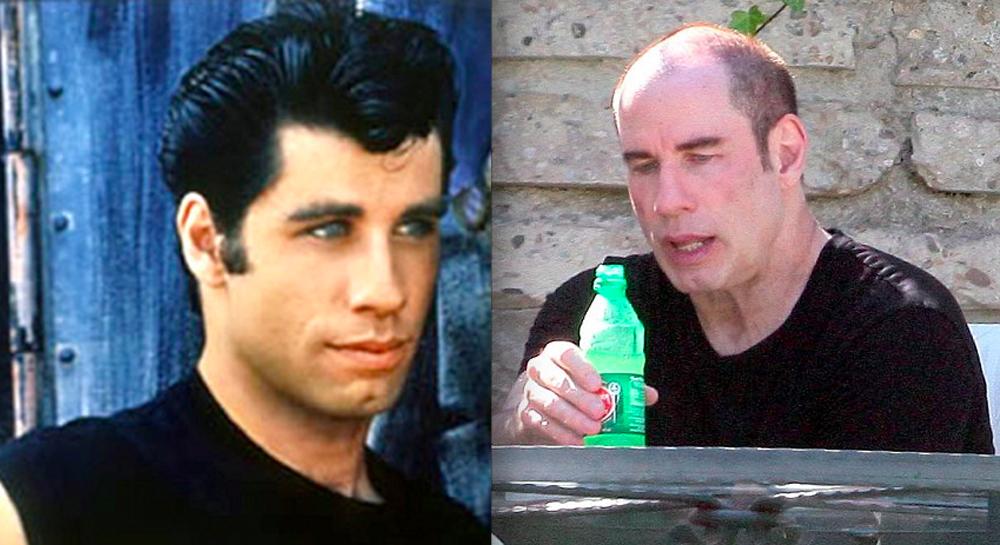 John Travolta Grease Hair Hairstyle Gallery