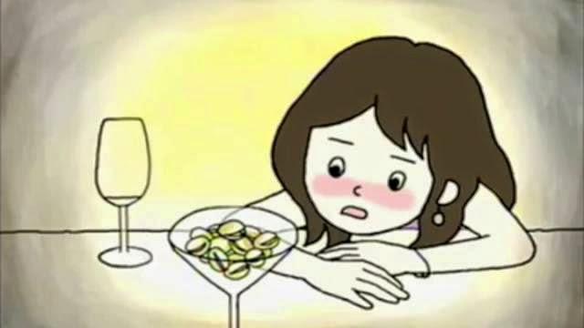 Mameshiba 17 - dessin animé bizarre du japon femme saoule