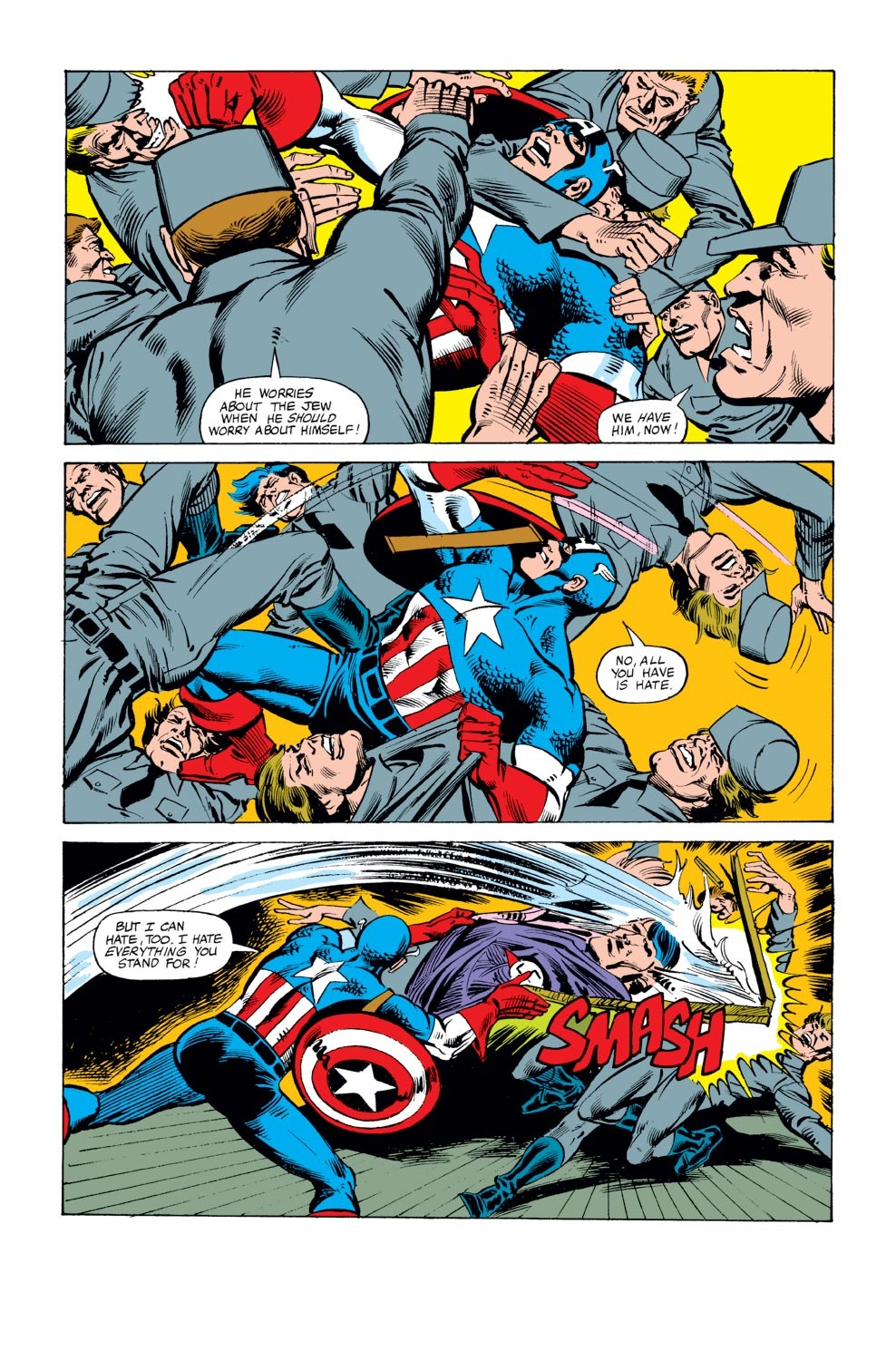 Captain America (1968) Issue #245 #160 - English 16