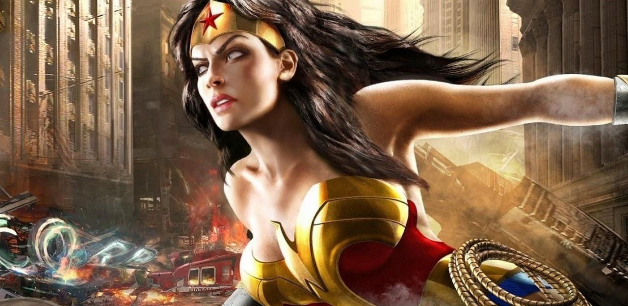 Zack Snyder diz que não filmou nenhuma cena com a Mulher Maravilha para Batman v Superman: Dawn of Justice