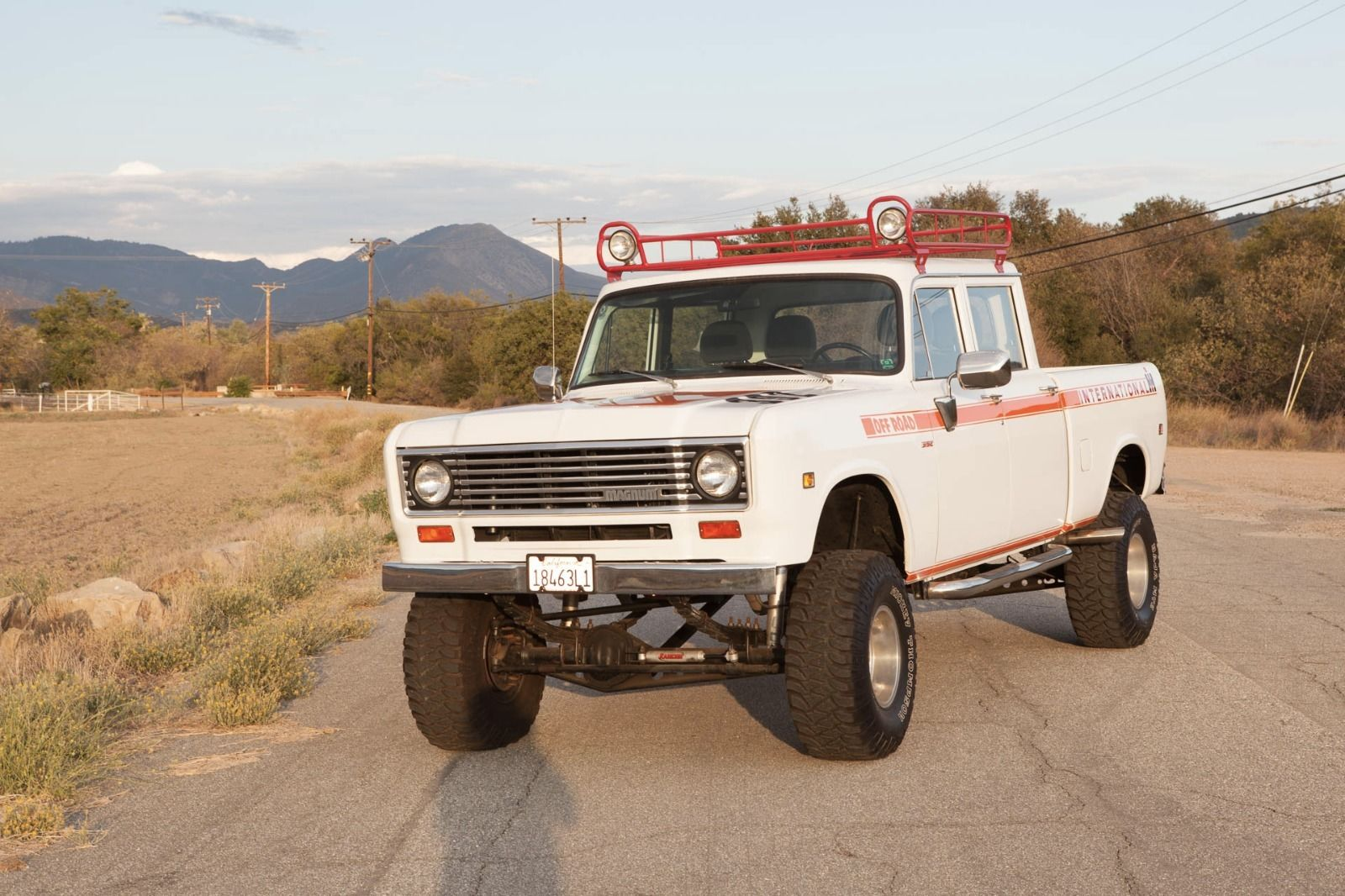 1973 international 4x4 crewcab restomod pickup truck for sale 4x4 friday. Black Bedroom Furniture Sets. Home Design Ideas