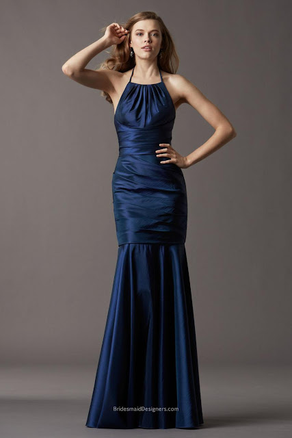 Trumpet / Mermaid Bridesmaid Dresses & Gowns