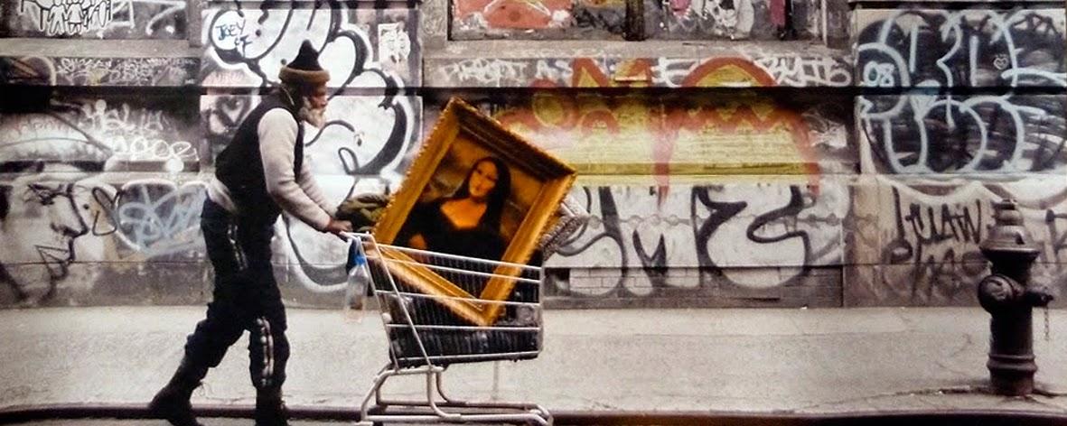 Exit through the gift shop - Wyjście przez sklep z pamiątkami - 2010