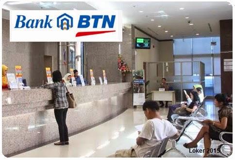 Lowongan kerja Bank BTN, Peluang kerja SMA BTN, Info kerja BUMN TERBARU