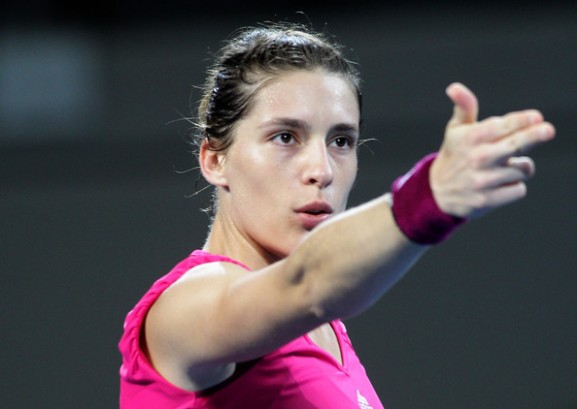 andrea petkovic hot pics and wallpapers all sports stars