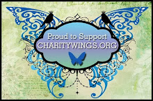 Charity Wings Badge