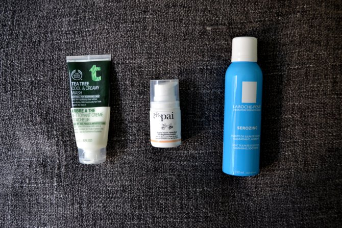 Shopping The Stash | Skincare Edition