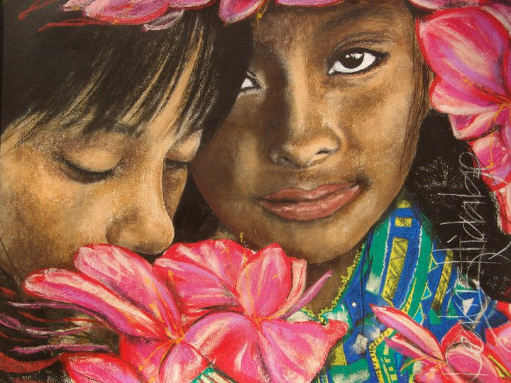 Beatriz Hidalgo De La Garza 1967 | Mexican painter | Soul of Mexico