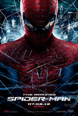 The Amazing Spider-Man (2012), Movie Poster