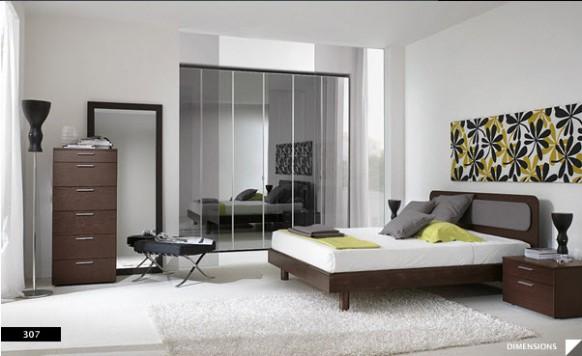 Decoracion diseño: hermosos diseños de dormitorios modernos