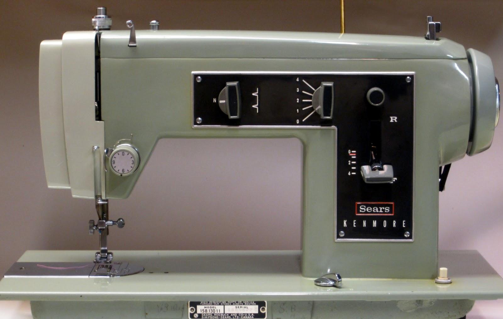 kenmore machine not making