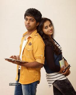 Sri Divya, GV Praksh  Pencil Tamil Movie Stills