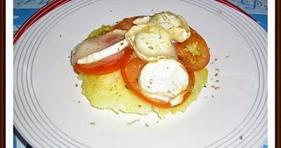 Be cocina en el payar de xuan timbal de patata tomate y - Cuanto tarda en cocer una patata ...