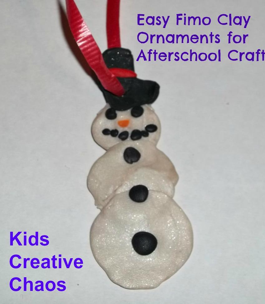 7 Homemade Christmas Ornament Craft Ideas Kids Creative