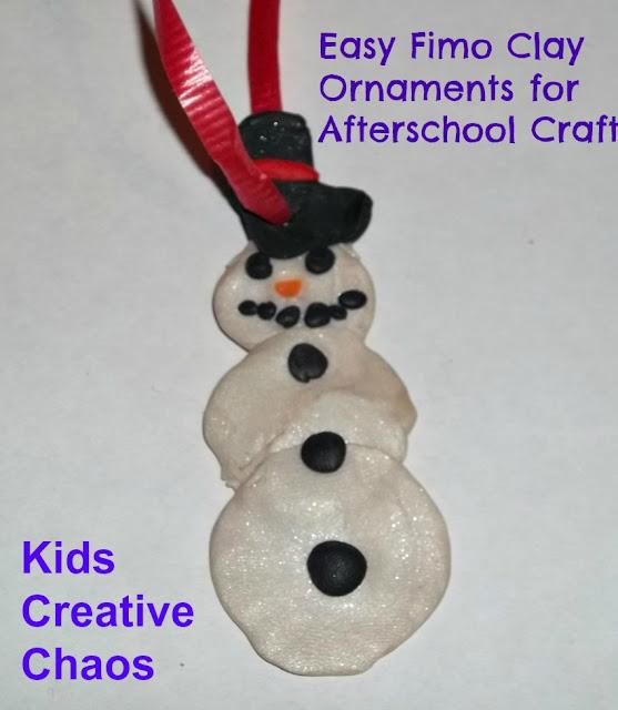 7 Homemade Christmas Ornament Craft Ideas