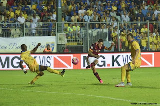 Hasil Serie A Matchday 3: Frosinone 0-2 Roma