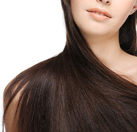 Silky hair tips