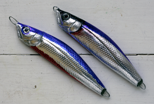 homemade fishing lure blog: the last fish supper, Hard Baits
