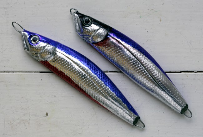Homemade fishing lure blog the last fish supper for Homemade fishing lures