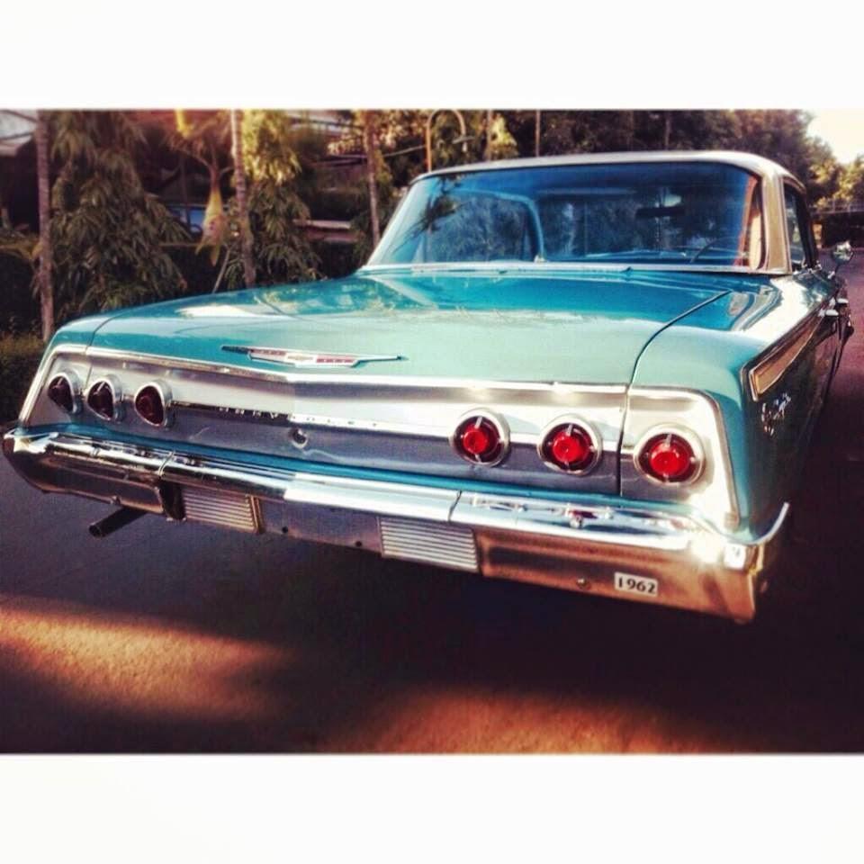 Lapak mobil klasik chevy impala 1962 cuakep harga ok kemon depok