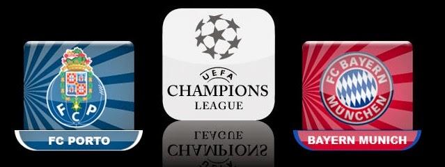 Porto Vs Bayern München
