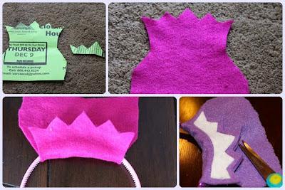 Cómo hacer una corona de princesa para cumpleaños.
