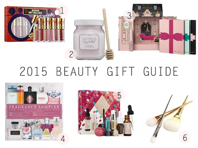 bkxo: 2015 Holiday Gift Guide: Beauty