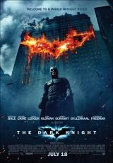 Carátula del DVD El caballero oscuro