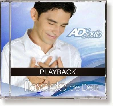 Playback - Nascido de Deus