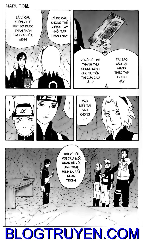 Naruto chap 303 Trang 7 - Mangak.info