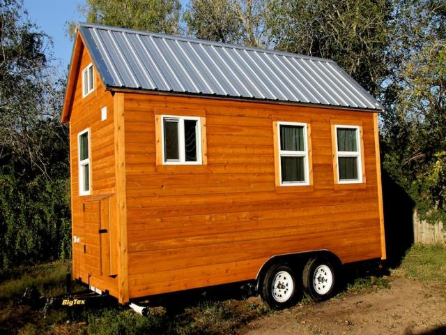 Lloyd s blog tiny home on wheels for sale in texas 29k Tiny houses on wheels for sale