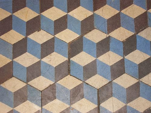 Floor Pattern Designs Box Ceramic