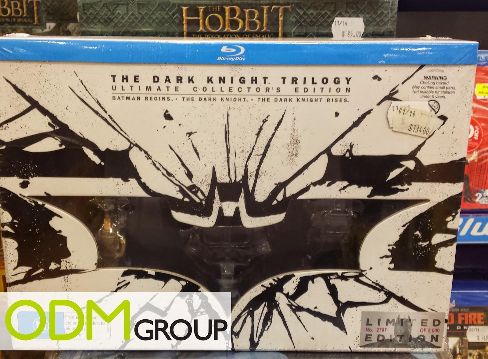 Batman Collectors Edition Box Set