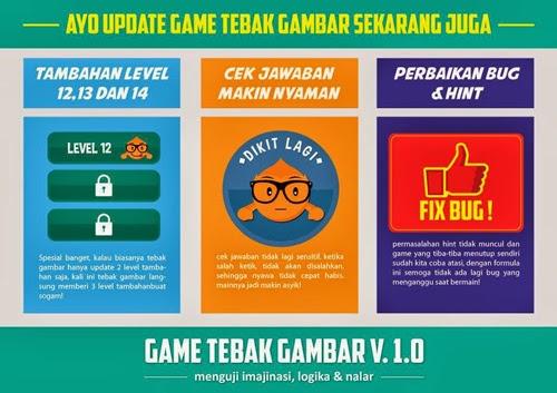 Kunci Jawaban Game Tebak Gambar Android Level 1-14