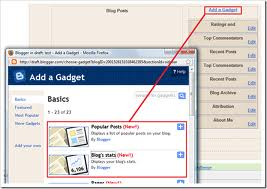Cara Memasang Widget Google Search di Blog