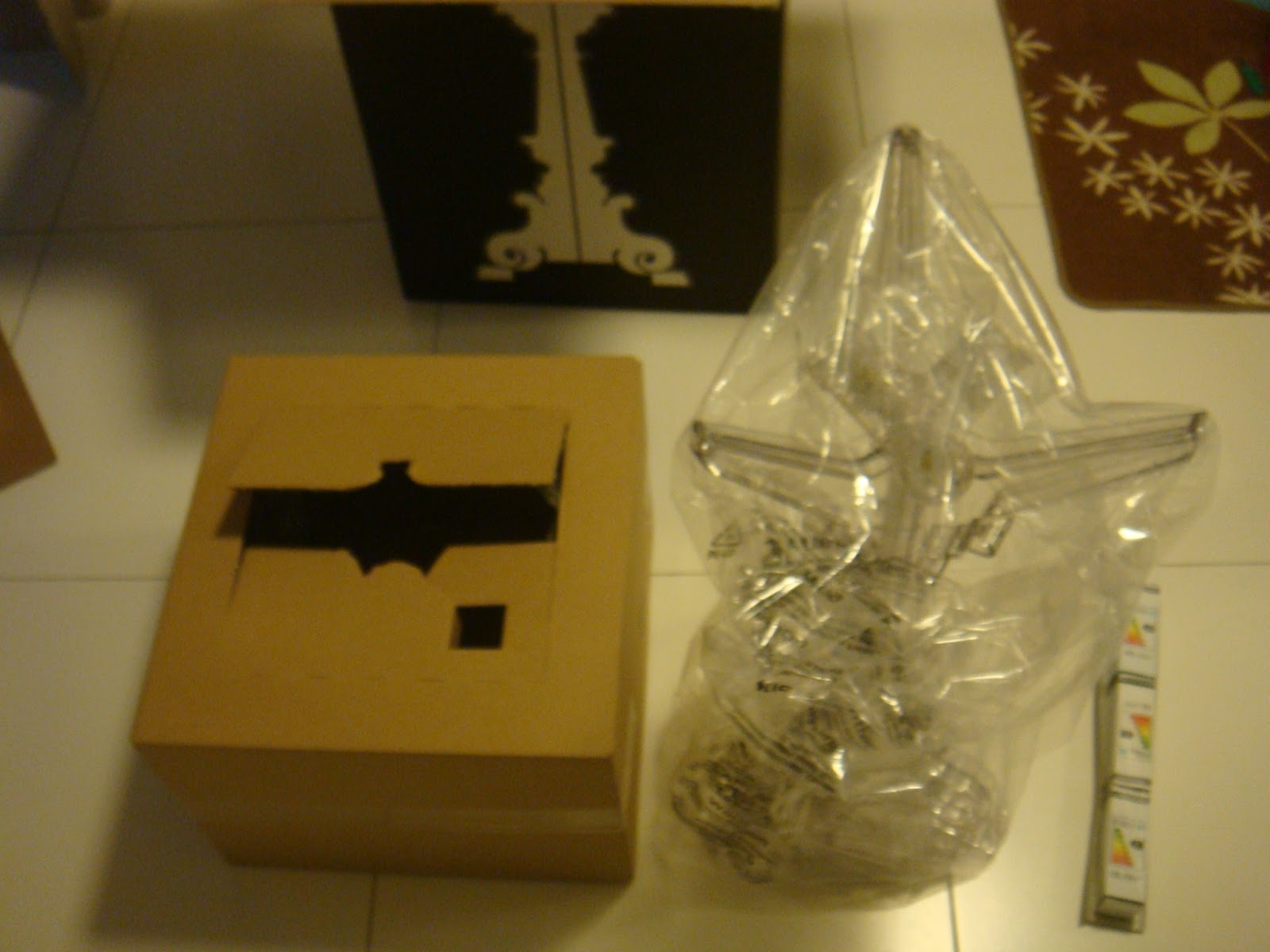 Pc Parts And Accessories Kartell Bourgie Lamp