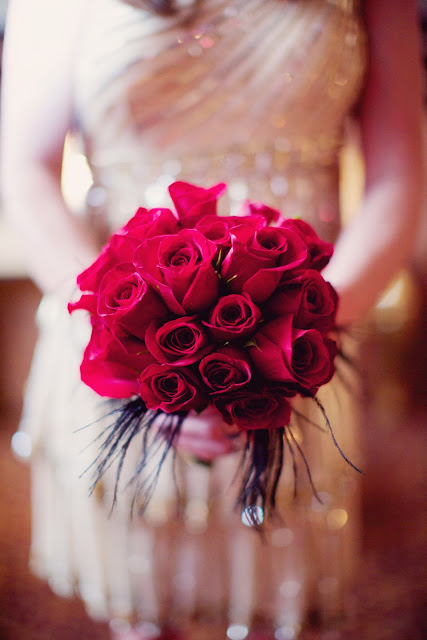 Moulin Rouge Inspired Wedding