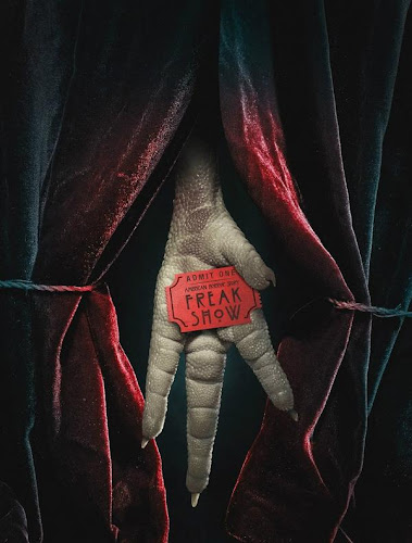 American Horror Story Freak Show teasers posters promos