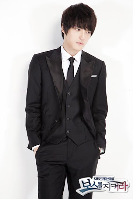 Kim Jae Joong, Protect The Boss