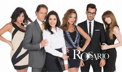 Nueva foto de Rosario, la nueva telenovlela de Univision y Venevision ...