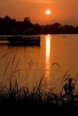 Beautiful sunset......