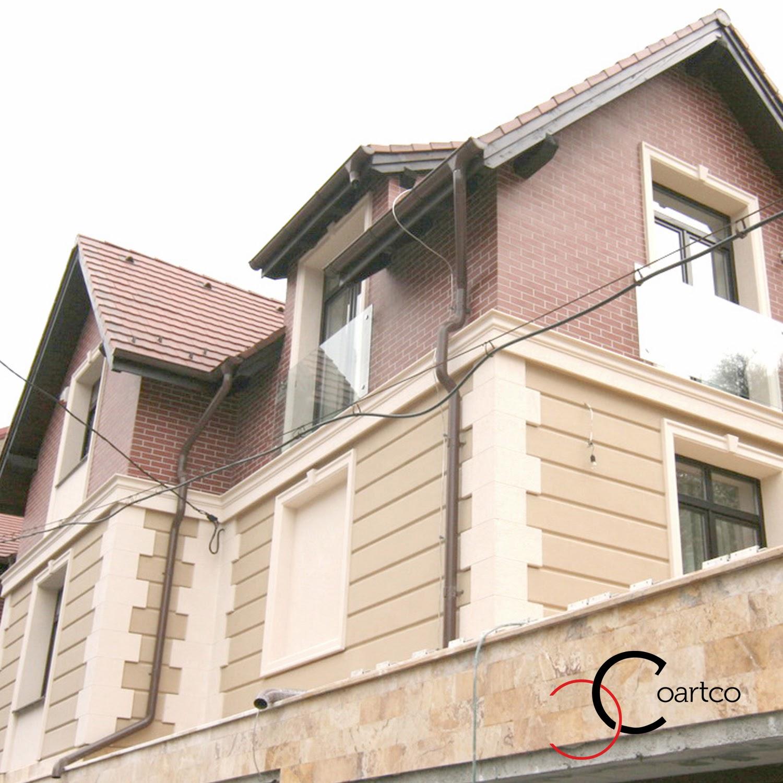 Ornamente exterioare case, Pret Ornamente, Panouri decorative, colturi, ancadramente, brauri