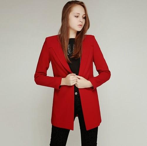 Modern Lapel Jacket