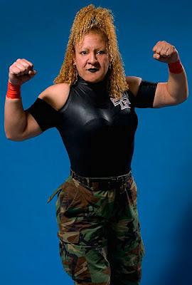 La Comandante - Luchadoras