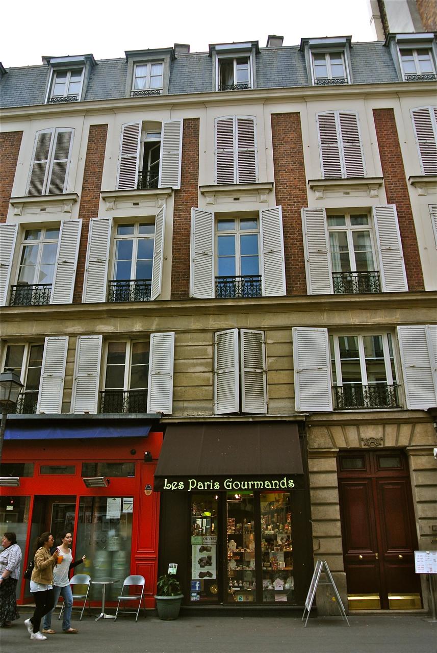 Thanksgiving grocery us store 20 rue saint paul 75004 paris bas marais les bonnes - 39 rue sainte croix de la bretonnerie ...