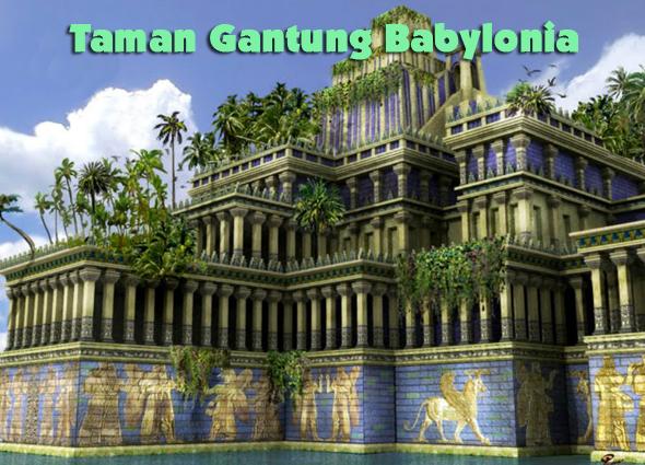 taman gantung babylonia