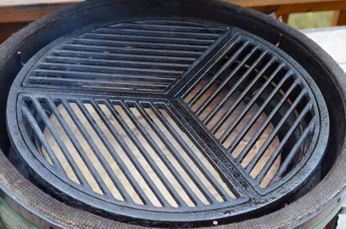 Craycort cast iron grate BGE
