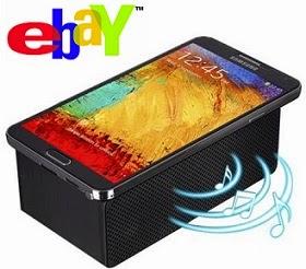 Enjoy Music Power of Mobile: Luxa2 AD-SPK-PCGTBK-00 GroovyT Magic Boom Box (Black) for Rs.1273 Only @ ebay