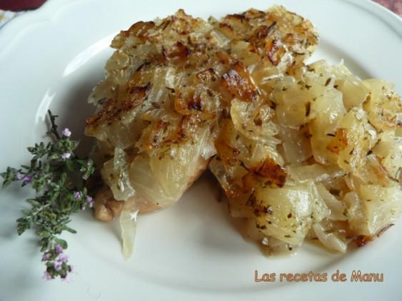 Hornear receta de pechuga de pollo sin hueso