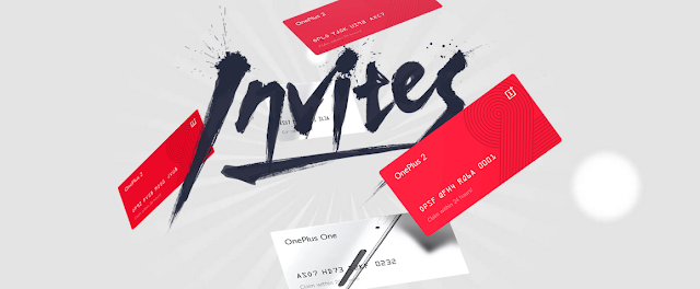 Get an invite for OnePlus 2